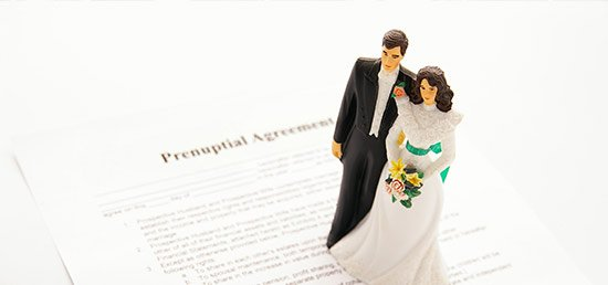 prenuptual agreements